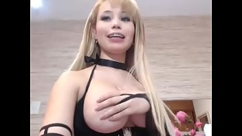 Blonde petite girl anal webcam show www.camsmi.com