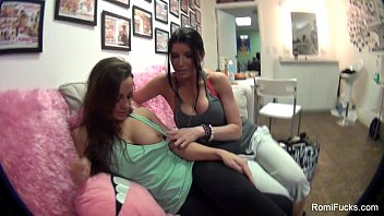 Dads paint stripper - Romi rain lesbian body paint