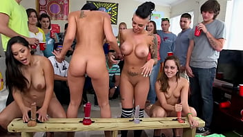 BANGBROS - Teen Orgy With Pornstars Christy Mack, Diamond Kitty, Alexis Texas And Others!