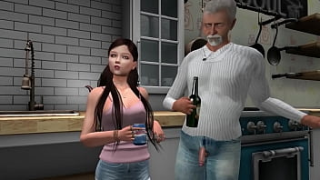 Second Life - Episod 5 - Kitchen Sex Session