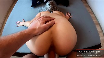 POV Doggy Fuck With Big Round Butt! AliceMargo.com
