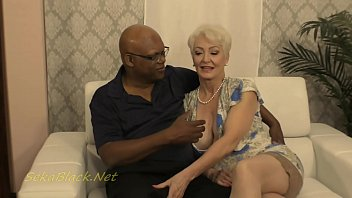 Mature strokers - Interracial neil stroker meets seka