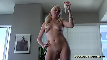 I want you to be my new cuckold slave
