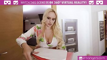 Vrbangers.com Angel Wicky Fucking A Big Vibrator And Burst With Orgasm