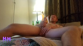 Horny Step Son Cums Next To  Mom In Bed (Preview)