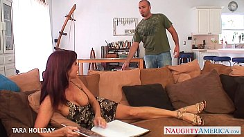 Naughty sexual habits - Sexy milf tara holiday riding cock