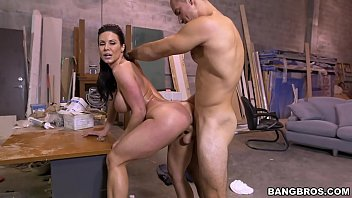 BANGBROS - Big Booty Brunette Kendra Lust Fucked With A Facial Finish