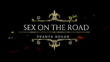 Desi Wife Pranya Screaming and a. Loud on open road while fucking by Couple Friend Hubby - Bad Video/Hindi Audio/Desi Gaali