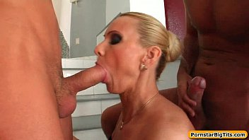 MIlf Thing with Busty Sexy Housewife Getting Fucked 20