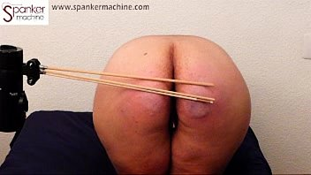 Spanker Machine paddle and cane