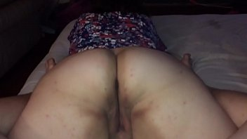 My wife shaking her fat ass and pussy