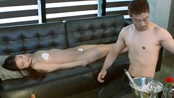 sweet love of couple at home - Beautiful couples first time 2