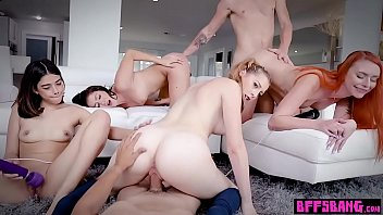 Teens stop with celibacy and learn how to use big cocks