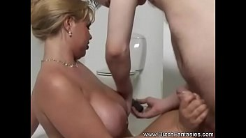 Big Boob Dutch Blonde MILF Sex