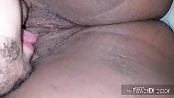 Eat that pussy right then fucked her in the ass