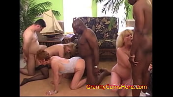 Home Movies of Granny Being a Town Slut