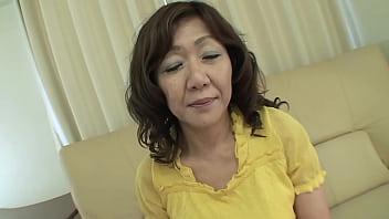horny japanese mature amateur - creampie hairy pussy 48 min