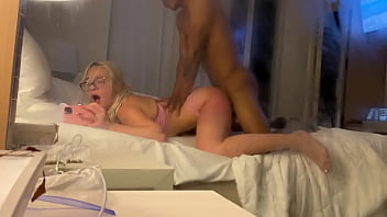 Canadian fan bought lil d tacos so he made her cum pt 1