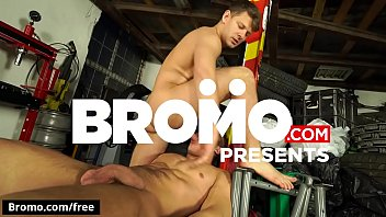 Peter with Rosta Benecky at Greasy Sluts Scene 1 - Trailer preview - Bromo
