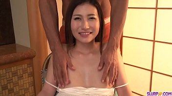 Passionate Home Threesome For Amateur Maya Kato - More At Slurpjp.com