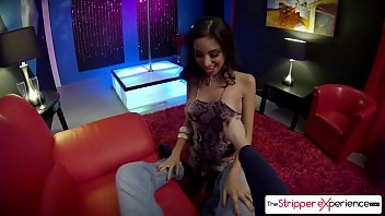 The Stripper Experience - Trinity St Clair suck and fuck a big dick in POV