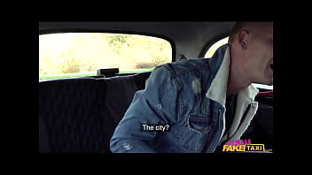 Fake Taxi - Red head in taxi - Watch more 4K video gestyy.com/w5LP1x