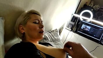 Long sophisticated games with the nipples of a busty Mrs...