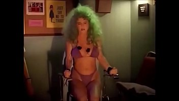 Bikini Babe Tied To Chair And Electrocuted