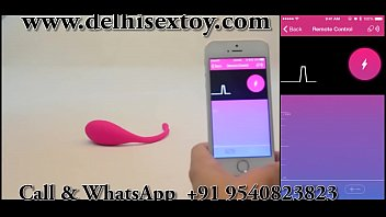 Lush - Remote Control Bullet Vibrator sex toy for girls delhisextoy.com