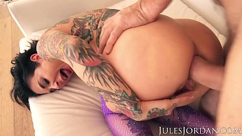 Jules Jordan - Perfect day for Anal with Joanna Angel