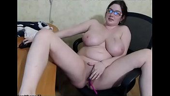 Amazing big tits white girl in chatroom