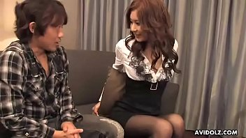 Japanese housewife, Erena is cheating and having hardcore sex, uncensored