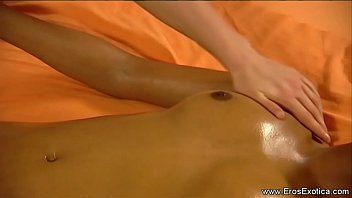 Exotic Brunettes Touch And Relax