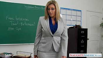 Sexy teachers fucking students Milf teacher sara jay fuck student