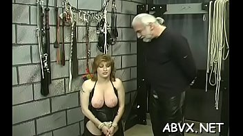 Large beautiful woman amateur bondage porn