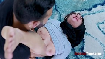 GIRL IN HIJAB brutally fucked by BROTHER- JEZEBETH