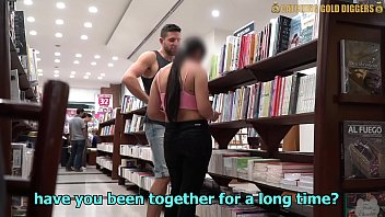Extremely Hot Colombian Teen At The Library Gets Fucked So Hard She Forgets Her Name
