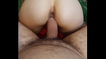 Sister sat in her brother's thick and big dick.