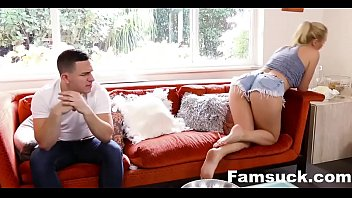 Calvin mead porn Creepy brother stalks and fucks step sister famsuck.com