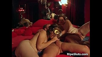 Free mature porn swinging Swing party with two horny couples