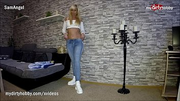 Mydirtyhobby - Premature Ejaculation In The Mouth Of Hot Blonde