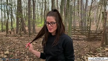 Forest Cock Hunting - Little Caprice 8 min