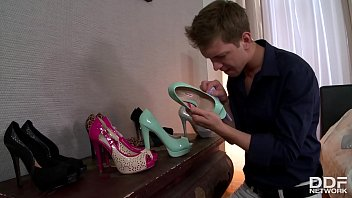 Leyla Black & Marica Hase are Satisfying Not Only with Their Feet