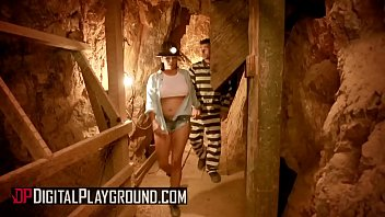 (James Deen, Missy Martinez) - Mineshaft - Scene 2 - Digital Playground