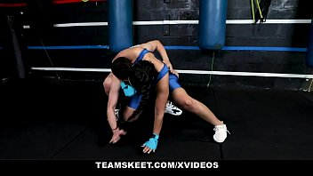 TeamSkeet - Kickboxing and Fucking With Booty Babe