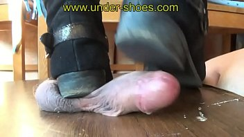 UNDER-SHOES Miss Katarina violent low boots trample and CBT https:\/\/www.clips4sale.com\/studio\/424