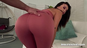 Private.com - Big Butt Babe Alissya Kent Face & Pussy Fucked