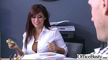 Sex Hot Action In Office With Naughty Horny Slut Girl (reena sky) video-28
