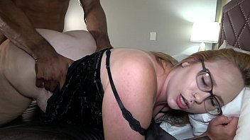 CoverThick White Wife Takes Massive Load From BBC