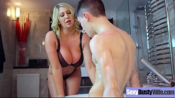 Bigtits Hot Slut Wife (Leigh Darby) Like Hard Style Sex Action mov-19